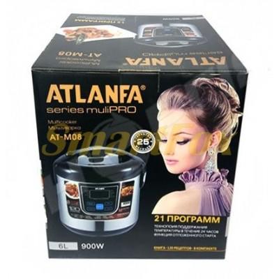 Мультиварка ATLANFA AT-M08 900Вт