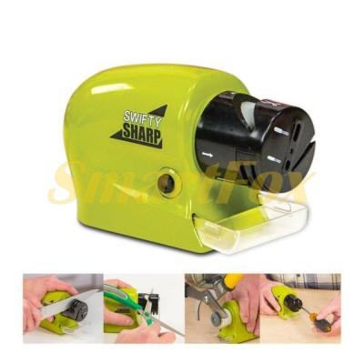 Точилка электрическая для ножей и ножниц Swifty Sharp DY-521