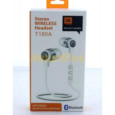 Наушники беспроводные Bluetooth с микрофоном T180A-JBL
