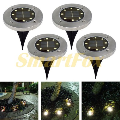 Светильник садовый Solar Underground Lights Т073