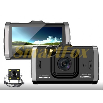 Авторегистратор с камерой заднего вида T685G Plus