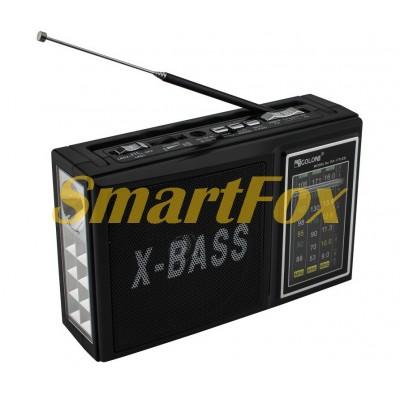 Радиоприемник с USB GOLON RX-177-LED