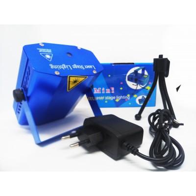 Диско-лазер d09 (без обмена, без возврата)
