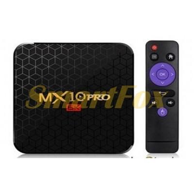 Приставка Smart TV Box MX10 4/32