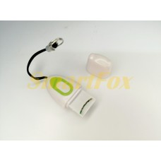 Картридер T-Flash/Micro SD Micro Card Reader ЯЙЦО