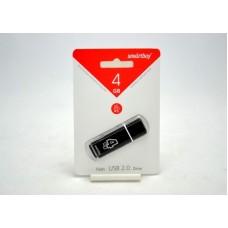 Флеш память USB 4Gb Smartbuy