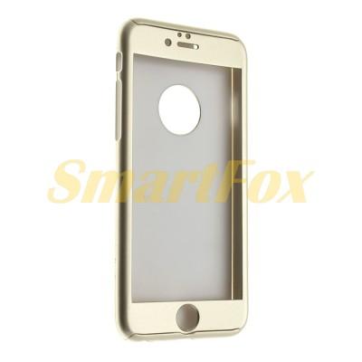 Клип-кейс PC 360 Full Case для Apple iPhone 6/6s (Серый)