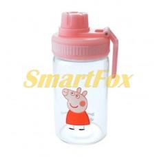 Бутылка для воды EL-588 400мл (без возврата, без обмена)