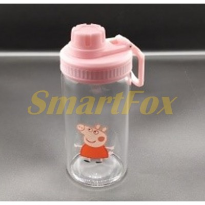 Бутылка для воды EL-589 500мл (без возврата, без обмена)