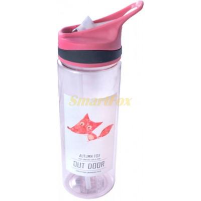 Бутылка для воды EL-1307 (без возврата, без обмена)