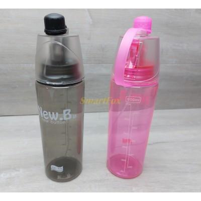 Бутылка для воды EL-078-2 (без упаковки) (без возврата, без обмена)