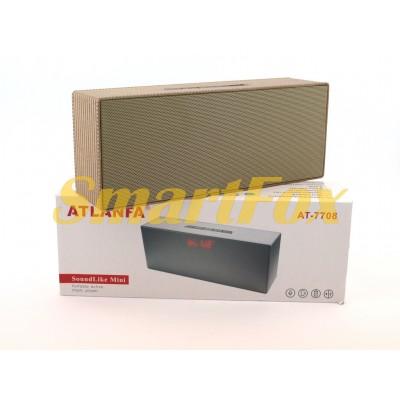 Портативная колонка Bluetooth S208=AT-7708