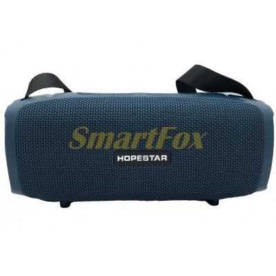 Портативная колонка Bluetooth HOPESTAR H24 PRO Синий