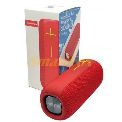 Портативная колонка Bluetooth HOPESTAR P15 PRO Красный