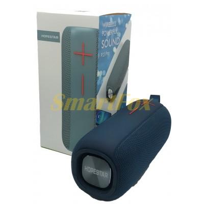 Портативная колонка Bluetooth HOPESTAR P15 PRO Синий