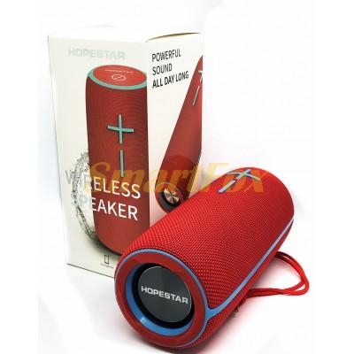 Портативная колонка Bluetooth HOPESTAR P21 Красный