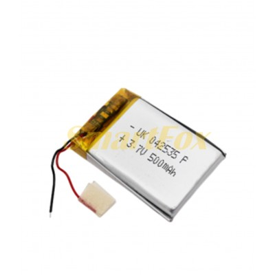 Аккумулятор литий-полимерный 042535
