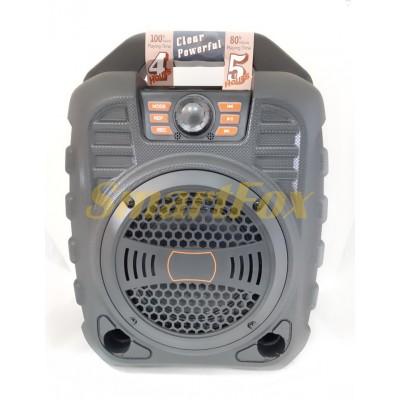 Портативная колонка Bluetooth B1201 в виде мини-чемодана 12ватт (35х26х15 см)