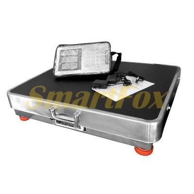 Весы электронные торговые WIFI steel body YZ-WIFI-300kg-4252 42х52см (до 300 кг)
