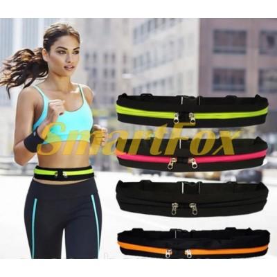 Спортивная сумка на пояс для бега Sports bag SJ-122