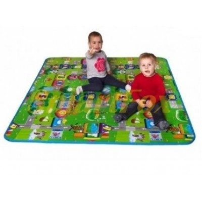Детский игровой коврик (90х150 см)