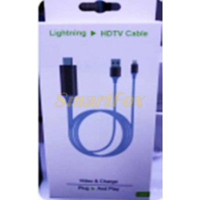 Конвертер HDTV IPHONE/HDMI (в коробке)