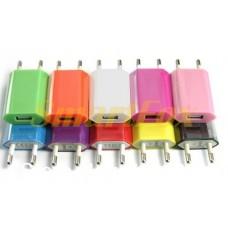 СЗУ USB 1A (плоское, цветное) (выбор цвета не предоставляется)