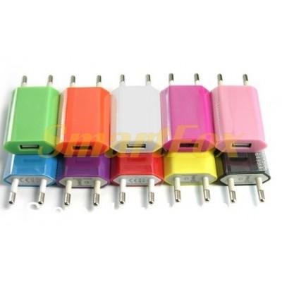 СЗУ USB 1A (плоское) (выбор цвета не предоставляется)