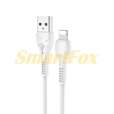 Кабель USB/IPHONE 5 HOCO X37 (1 м)