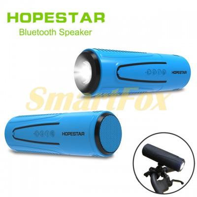 Портативная колонка Bluetooth HOPESTAR P3 с фонариком