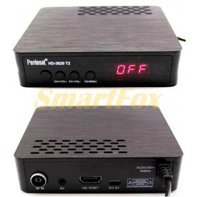 Приставка Т2 цифровая PANTESAT HD-3820
