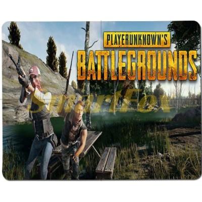 Коврик для мышки Battlegrounds (18х22)