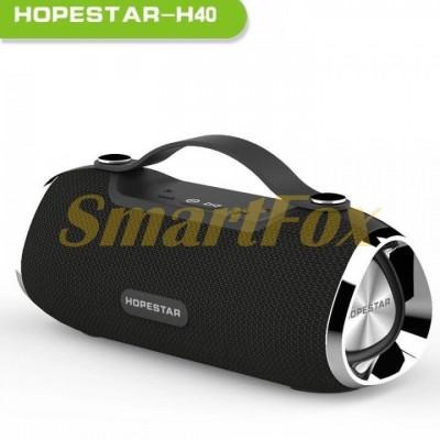 Портативная колонка Bluetooth HOPESTAR H40