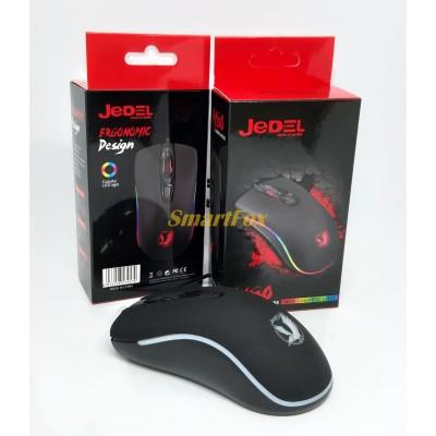 Мышь проводная игровая JEDEL M80