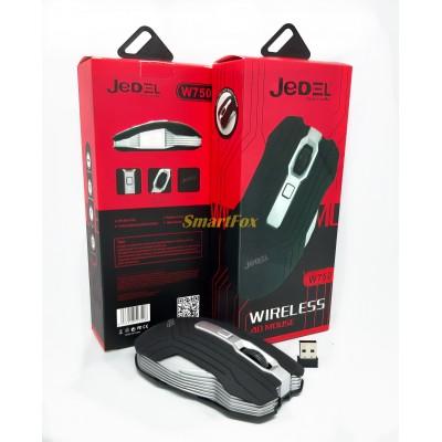 Мышь беспроводная JEDEL W750