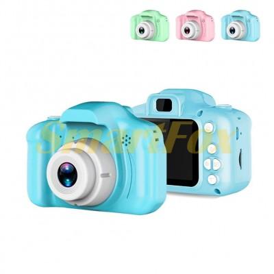 Фотоаппарат цифровой детский X200