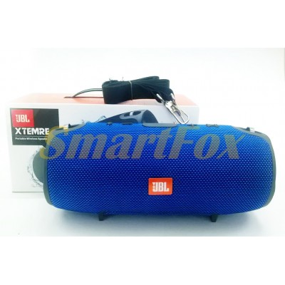Портативная колонка Bluetooth JBL XTREME (M) влагостойкая Синий