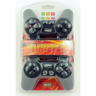 Игровой манипулятор (джойстик) PC 7012 Dual