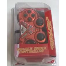 Игровой манипулятор (джойстик) PC DJ-908 Красный