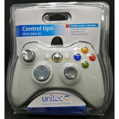Игровой манипулятор (джойстик) PC U360 USB