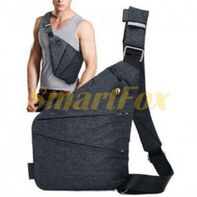 Мужская сумка через плечо Cross Body