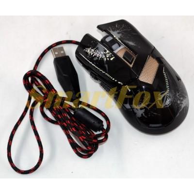Мышь проводная игровая Z42