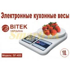 Весы бытовые BITEK YZ-1905-SF-400