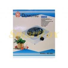 Электроплита 1 спираль Domotec MS-5801