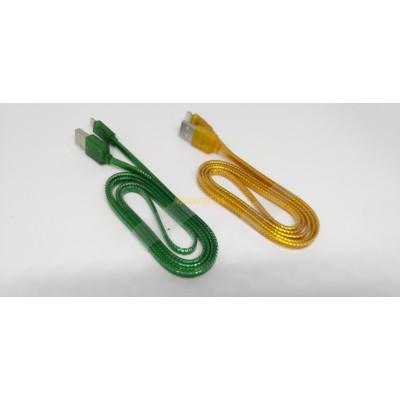 Кабель USB/IPHONE 5 ароматный (AL) i-810