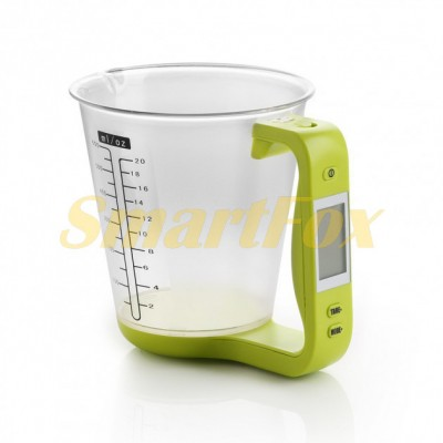 Весы мерная чаша 2в1 Digital Scale with Measuring Cup SP-001