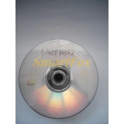 Perfeo DVD+R 4,7 GB 16x Bulk/50 серебристый (CMC Magnetics)