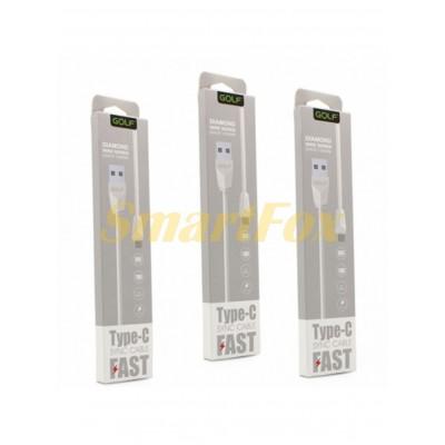 Кабель USB/TYPE-C GOLF GC-27 (1,5 м)