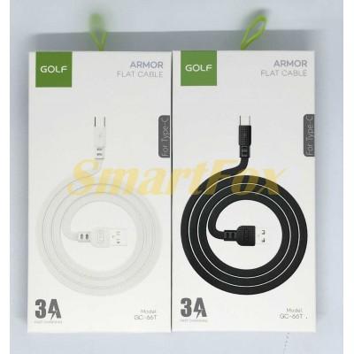 Кабель USB/TYPE-C GOLF GC-66t (1 м)