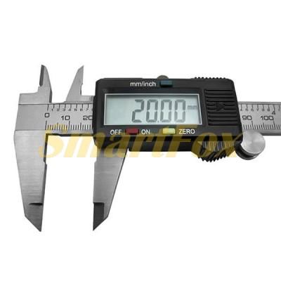 Электронный штангенциркуль Digital caliper Electronic ernier Caliper Линейка